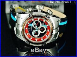 Invicta Reserve Men's 52mm BOLT ZEUS S1 Racer Swiss 5040. D Chronograph SS Watch