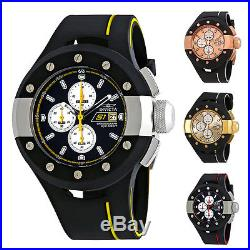 Invicta S1 Rally Chronopgraph Black Dial Mens Watch Choose color