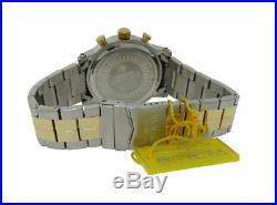 Invicta Specialty 18164 Men's Round Chronograph Metallic White Analog Watch