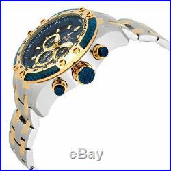 Invicta Speedway Chronograph Blue Dial Men's Watch 25947