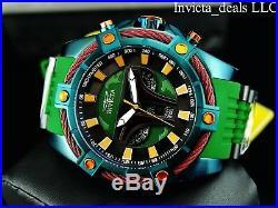 Invicta Star Wars Men's 54mm Bolt Viper BOBA FETT LE Quartz Chronograph Watch