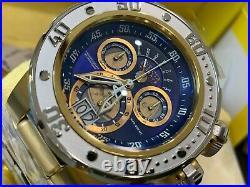 Invicta UNIQUE Reserve 52mm Men Subaqua Sea Dragon Swiss Quartz Retrograde Watch