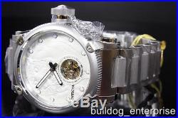 Men Invicta 11144 Russian Diver Tiger Mechanical Tourbillon Limited Watch New