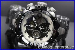 Men Invicta 11929 Reserve Venom II Black Swiss Automatic A07 Valgranges New
