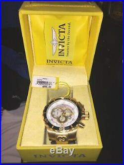 Men's Invicta Corduba Quartz 0478 Chronograph Watch