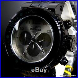 Men's Invicta Pro Diver Combat Seal Black Out Chronograph Steel 52mm Watch New