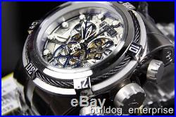 Mens Invicta 13754 Reserve Bolt Zeus COSC Chronograph Swiss Watch New