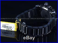 Mens Invicta Corduba Ibiza Carbon Fiber Chronograph Black Watch New With Warranty