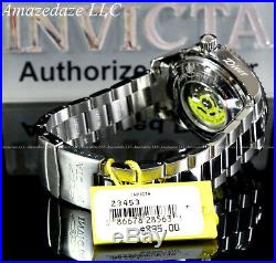 NEW Invicta Men 300M Abalone Dial Automatic Grand Diver Stainlees Steel LE Watch