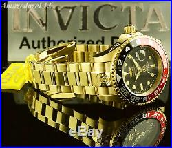 NEW Invicta Men 300M CHARCOAL DIAL Automatic Grand Diver Stainless Steel Watch