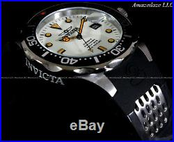 NEW Invicta Men 300M Lume Dial Automatic Grand Diver Stainlees Steel PU Watch