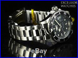 NEW Invicta Men 40mm Limited Special Ed Carbon Fiber ProDiver Automatic SS Watch