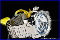 NEW Invicta Men 47mm Isolated Dragon Pearl NH35 Automatic High Polished SS Watch