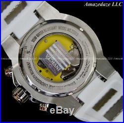 NEW Invicta Men 50mm Speedway Viper Swiss Ronda Z60 Chronograph Rose Tone Watch