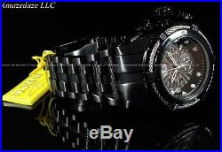 NEW Invicta Men 52mm Bolt Zeus Chronograph Stainless Steel 200M Watch-MSRP $1995