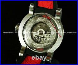 NEW Invicta Men S1 Yakuza Dragon 24J NH35A Auto Stainless St. Silver Dial Watch