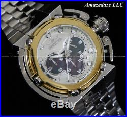 NEW Invicta Men's 46mm Coalition Forces X-Wing Chronograph Stainless Steel Watch