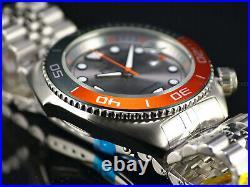 NEW Invicta Men's 47mm Pro Diver SEA WOLF Automatic TT Bezel Shark Gray SS Watch
