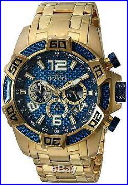 NEW Invicta Men's 50MM Pro Diver Quartz Chronograph Stainless Steel Diving Watch