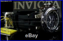 NEW Invicta Men's 50mm Subaqua Noma V Swiss ETA Chronograph Stainless St. Watch
