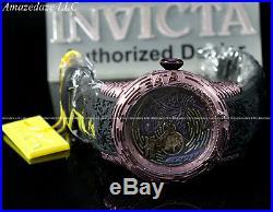NEW Invicta Men's 51mm Maori SHARK Automatic Open Heart Sapphire Crystal Watch