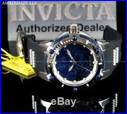 NEW Invicta Men's 52mm Bolt Dragon 24 Jewels Automatic Stainless Steel Watch