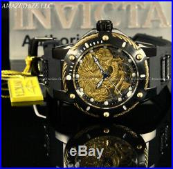 NEW Invicta Men's 52mm Bolt Dragon Mechanical Stainless Steel Watch
