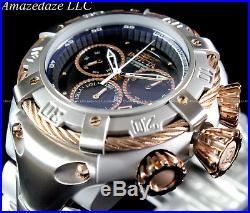 NEW Invicta Men's 52mm Thunderbolt Swiss Chronograph Stainless Steel Watch