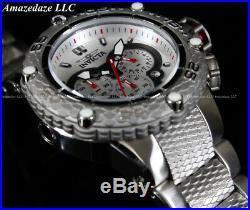 NEW Invicta Mens 52mm Sub Aqua Noma VI Chronograph Stainless Steel Watch