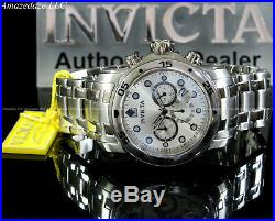 NEW Invicta Mens Pro Diver Scuba VD53 Chronograph Stainless Steel Watch