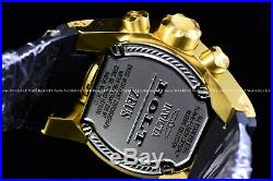 NEW Invicta Reserve Men's 52mm Bolt Zeus MAGNUM Swiss Chrono Dual Time SS Watch