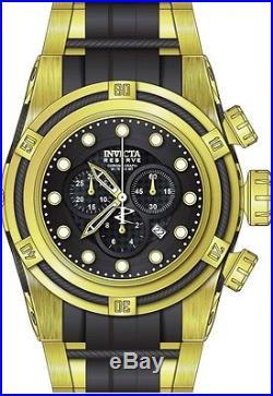 @NEW Invicta Reserve Men's Bolt Zeus Swiss Movt Quartz Chronograph Strap 12666