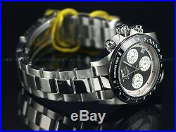 NEW Invicta Speedway Paul Newman Panda Dial Men's Chronograph Watch! Cosmograph
