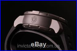New 17546 Invicta Mens 53mm Sea Base Titanium Case Swiss Made Watch