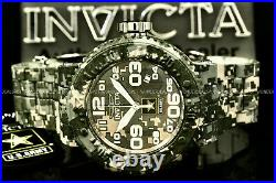 New Invicta ARMY Men's 52MM GRAND Pro Diver NH35 Auto HYDROPLATED Bracelet Watch