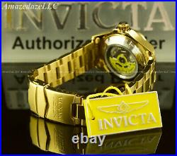 New Invicta Men PRO DIVER 24J AUTOMATIC NH35A Stainless Steel BROWN DIAL Watch