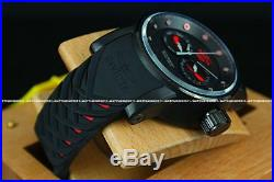 New Invicta Men S1 Rally 48MM Ninja Red/Black Stainless Steel Poly Strap Watch