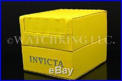 New Invicta Men's 52mm Pro Diver COMBAT SEAL Black/Gold Dial Chrono S. S Watch