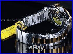 New Invicta Mens 300M Diamond Grand Diver Automatic Ltd. Ed. TwoTone SS MOP Watch