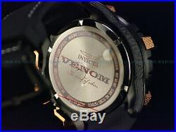 New Invicta Reserve Men's 52mm Venom Viper Swiss Quartz Chronograph Strap Watch