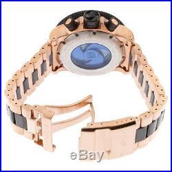 New Mens Invicta 11162 Sea Hunter Chronograph Steel Bracelet Watch