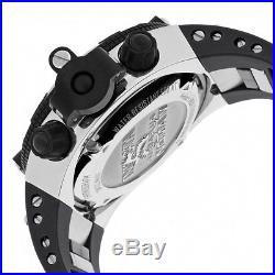 New Mens Invicta 11511 Subaqua Noma Chronograph Silver Dial Swiss Made Watch