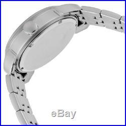 New Mens Invicta 15356 Silver Dial Blue Hands Arabic Numerics 43mm Classic Watch