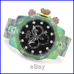New Mens Invicta 19764 52MM Reserve Venom Swiss Quartz Chrono Bracelet Watch