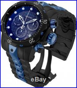 New Mens Invicta 25062 Reserve 53mm Venom Swiss Chronograph Bracelet Watch
