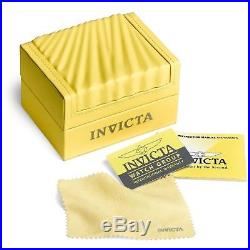 New Mens Invicta 26511 Coalition Forces Automatic 52mm Gold S Steel Watch