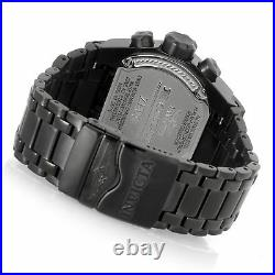 New Mens Invicta 26710 Reserve Bolt Zeus Magnum Swiss Chrono Dual Movement Watch