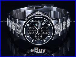 RARE NOS Potger Pietri Earthquake Mens Swiss Made Valjoux 7750 Automatic Watch